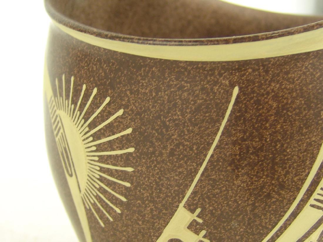 Mata Ortiz Pottery Jar - Jose Quezada - 5