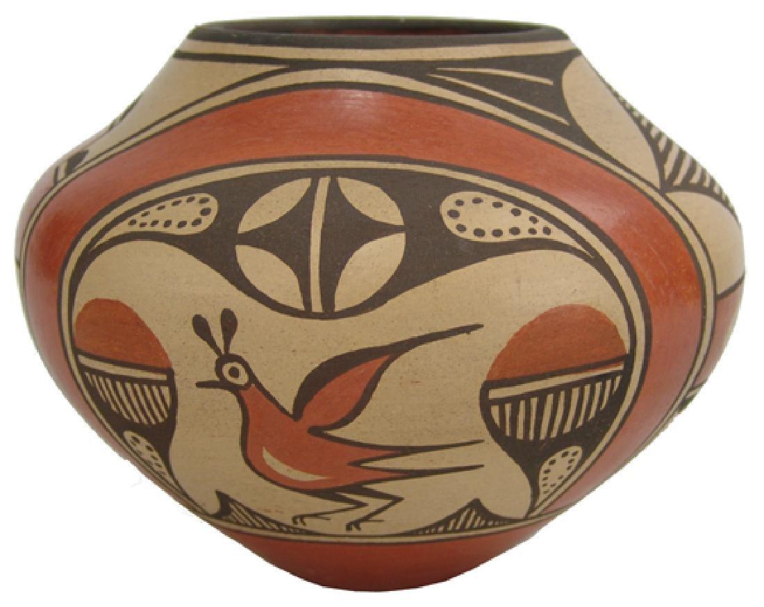 Zia Pottery Jar - Lois Medina (1959-2003)