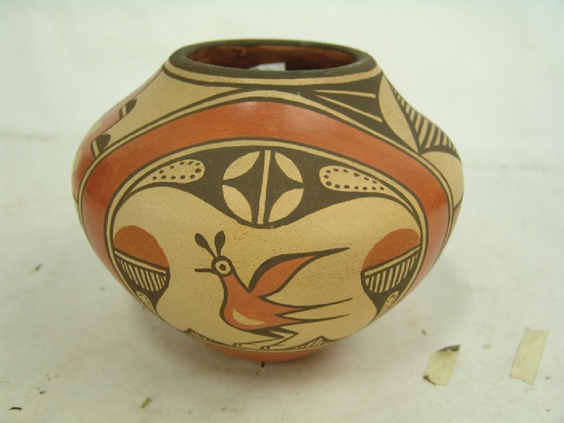 Zia Pottery Jar - Lois Medina (1959-2003) - 3