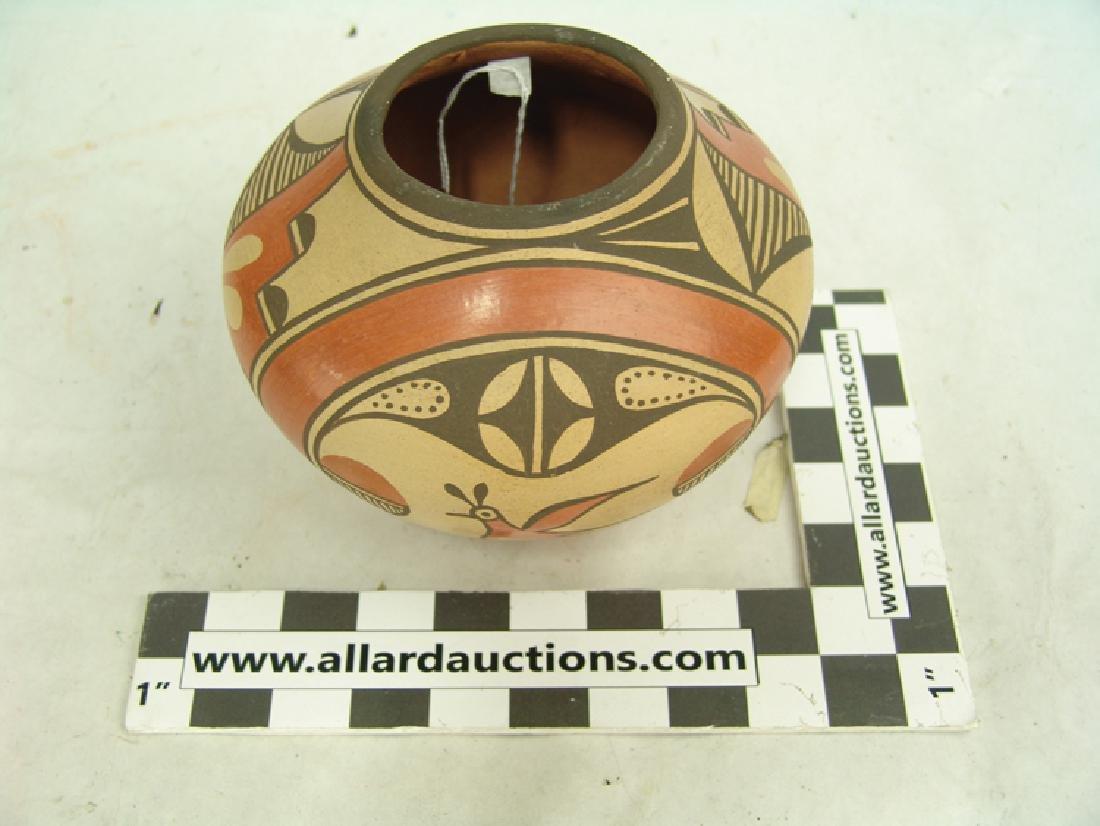 Zia Pottery Jar - Lois Medina (1959-2003) - 4
