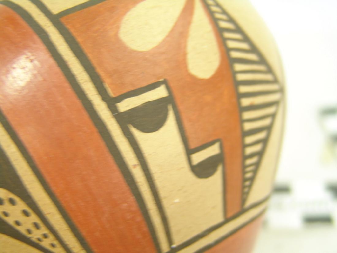 Zia Pottery Jar - Lois Medina (1959-2003) - 5