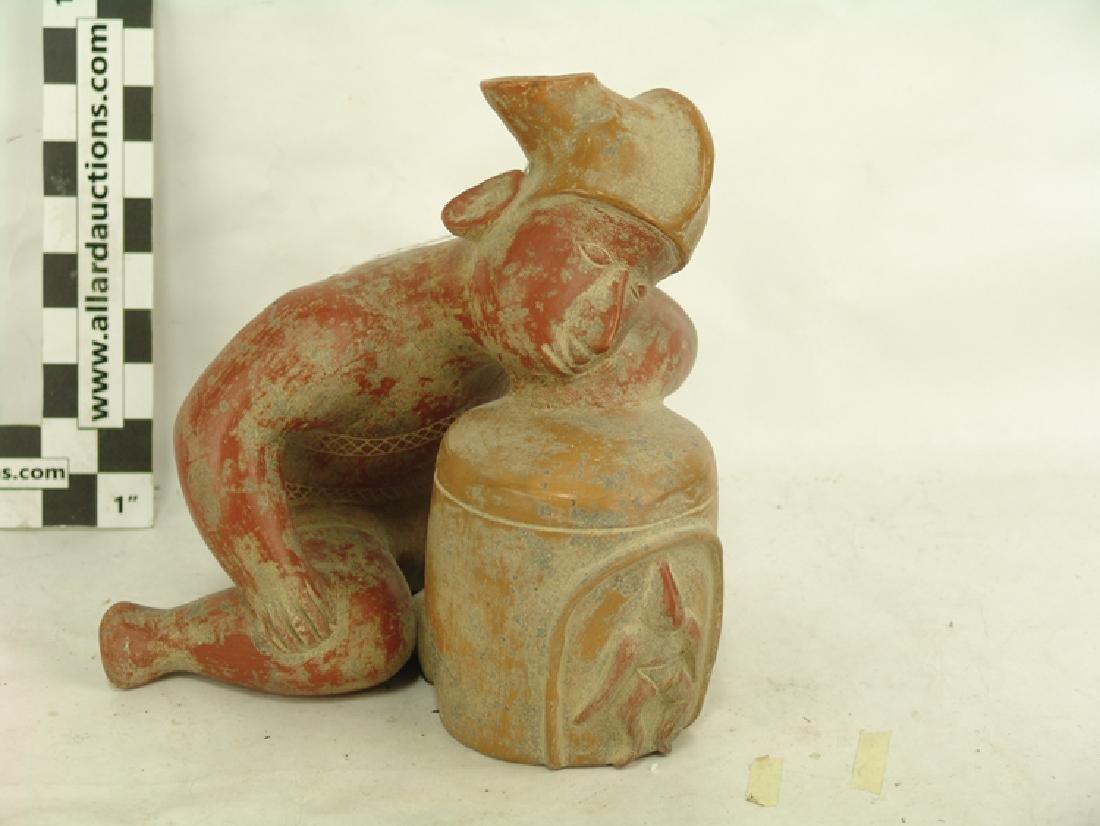 Colima Pottery Figure - 2