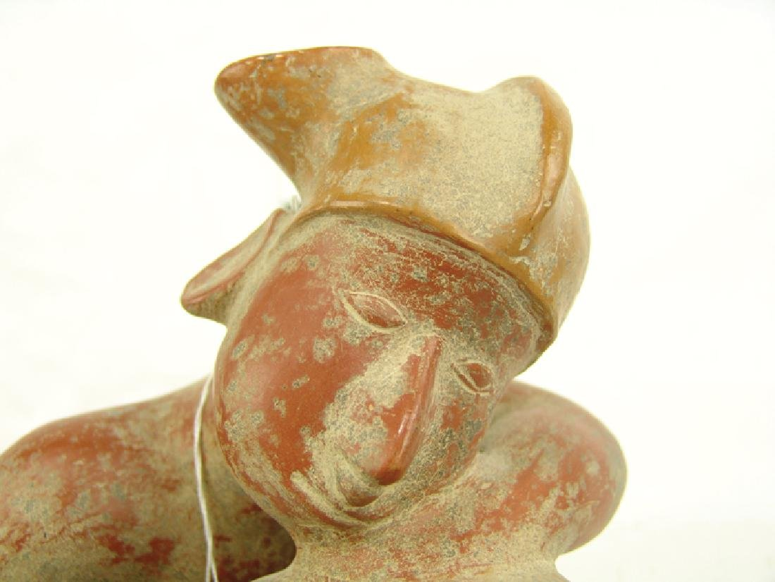 Colima Pottery Figure - 6