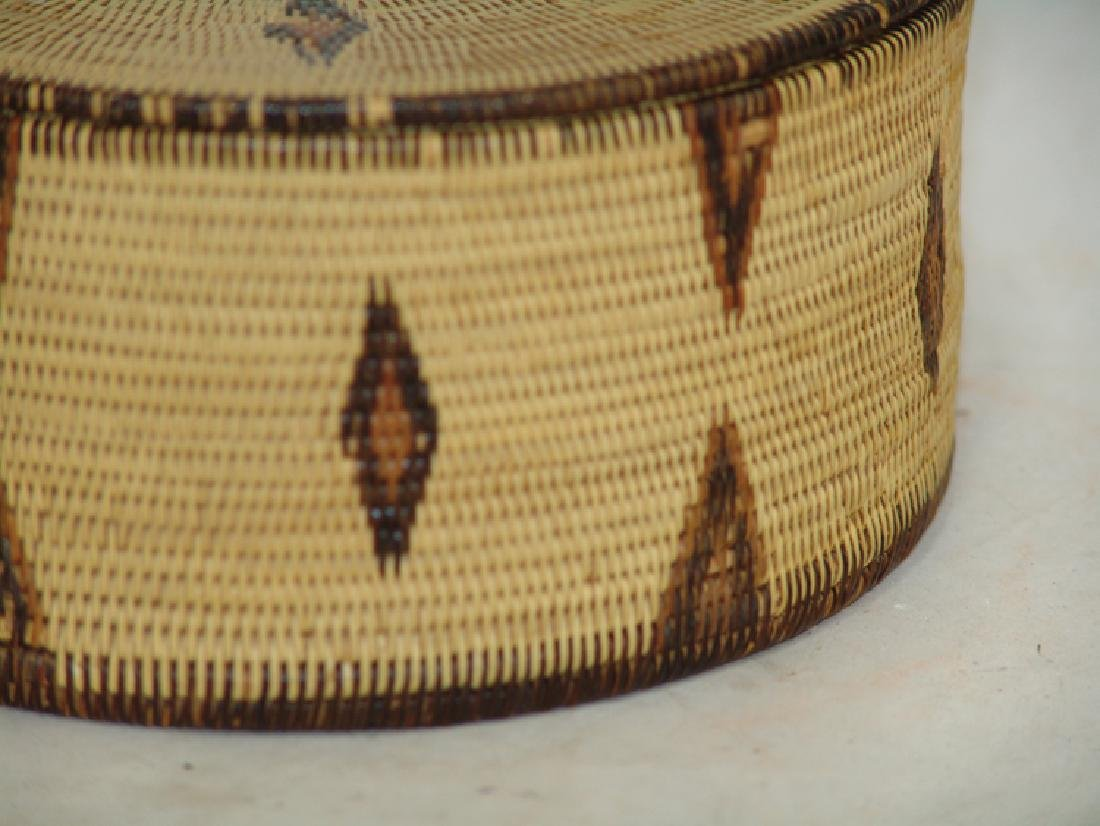Antique Basket - 3