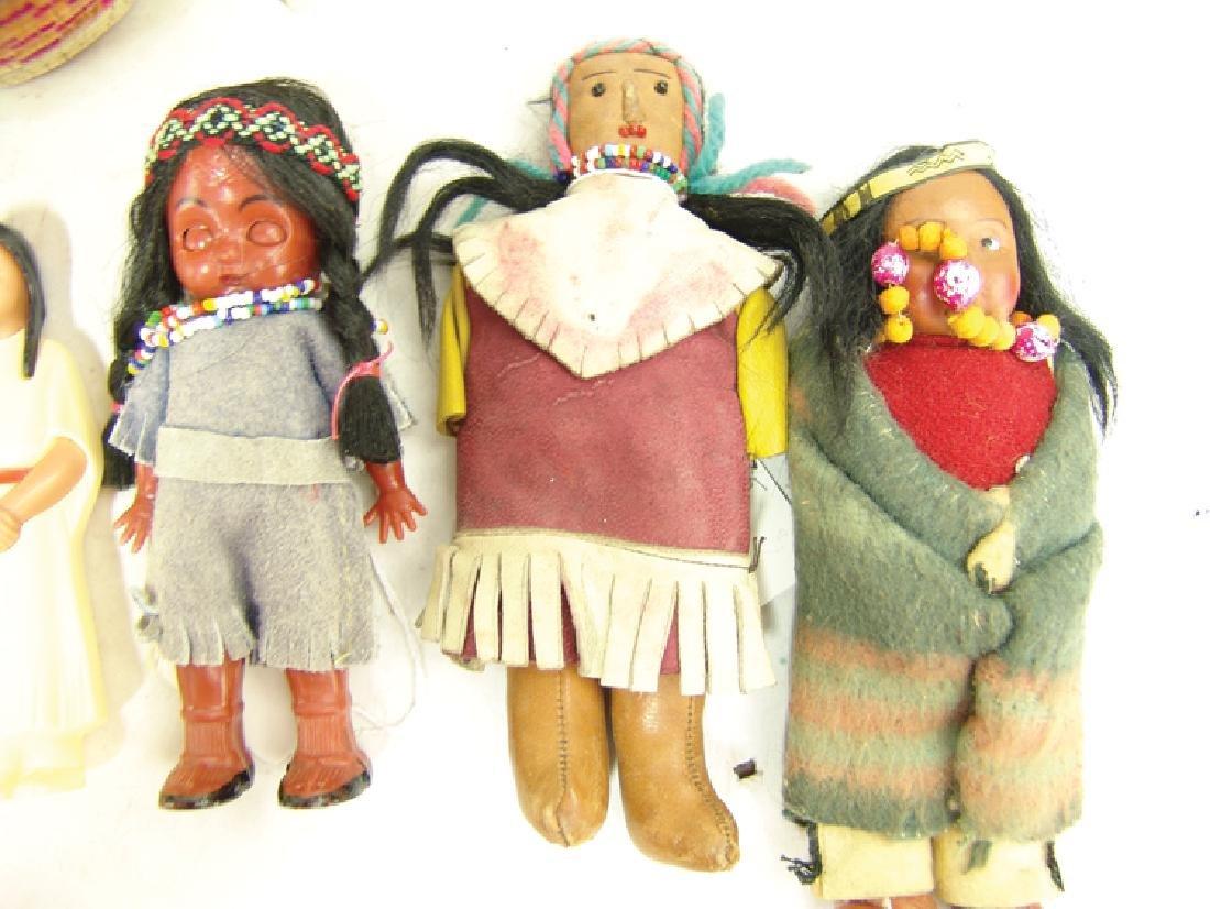 Box Lot of Vintage Doll - 2