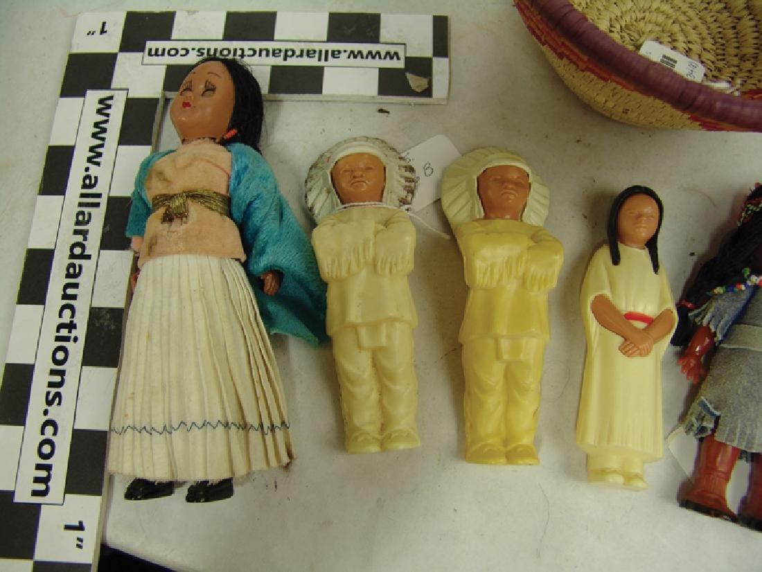 Box Lot of Vintage Doll - 3