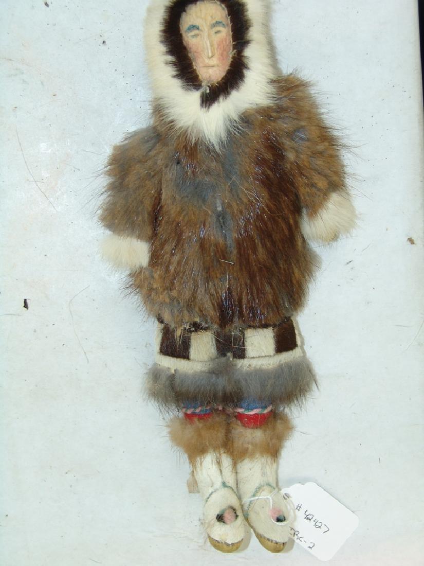 Group of Eskimo Dolls, Etc. - 7
