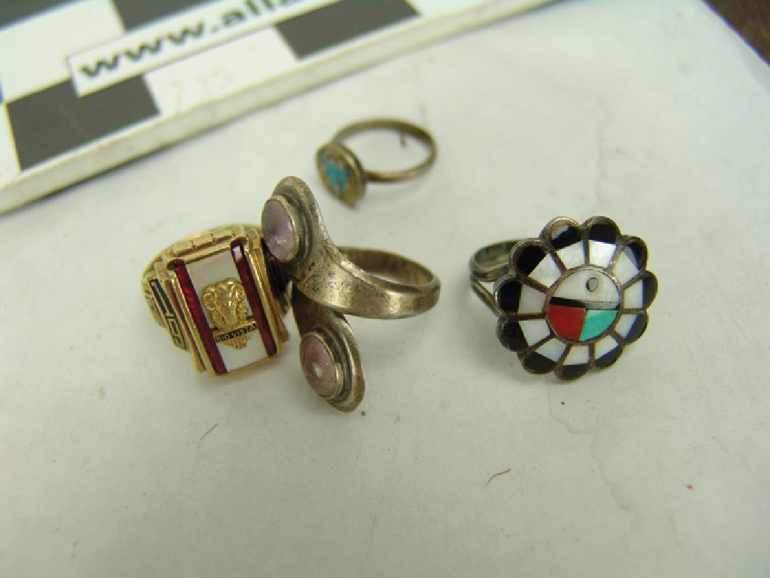 Contents of Jewelry Box - 10