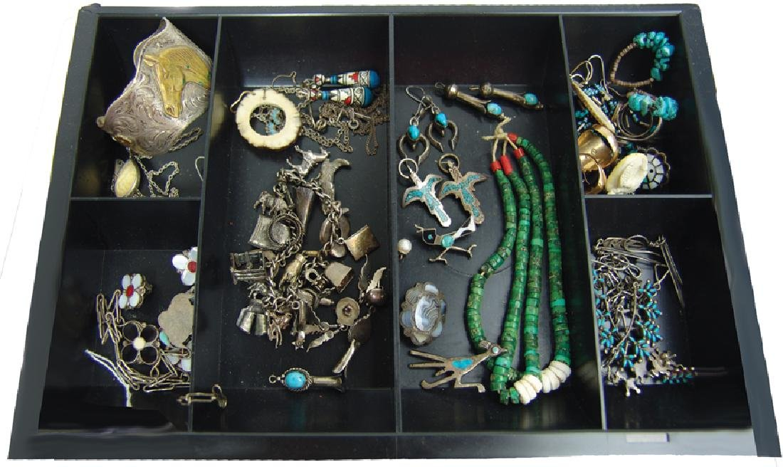 Contents of Jewelry Box