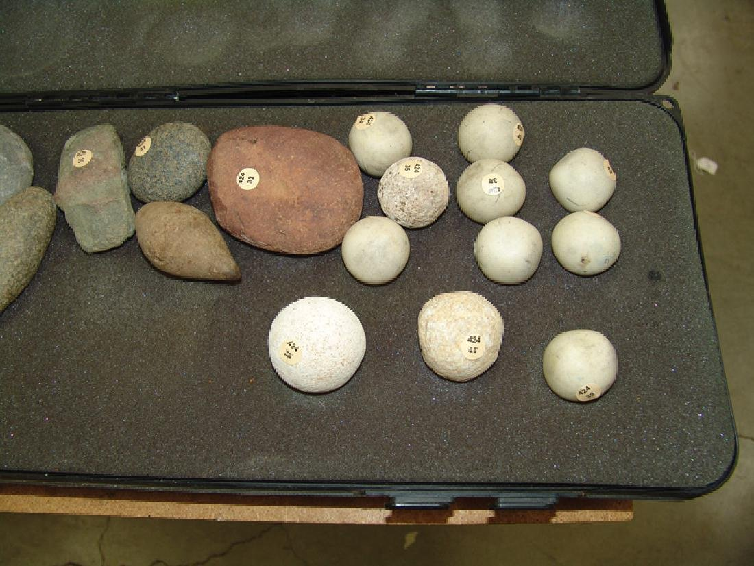 Stone Artifact Collection - 10