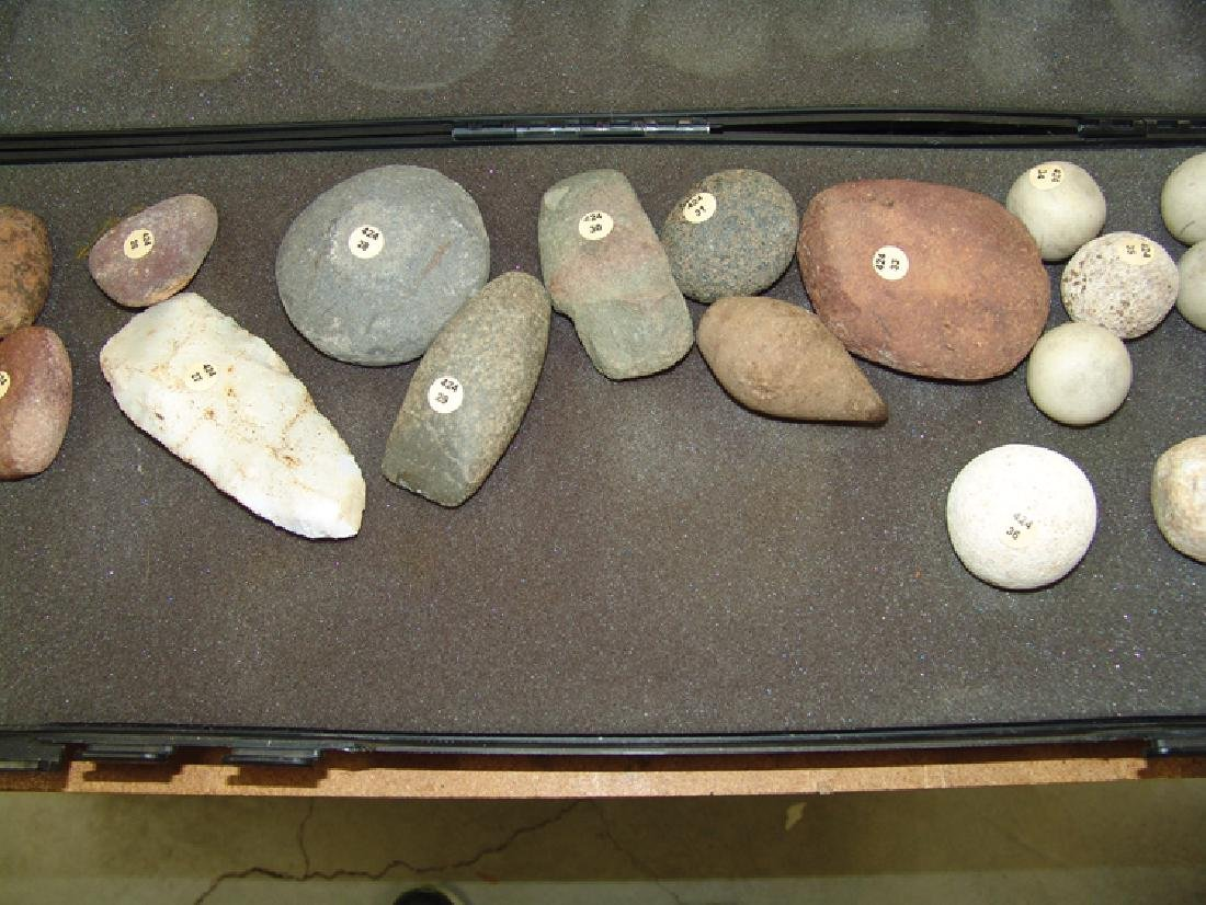 Stone Artifact Collection - 9