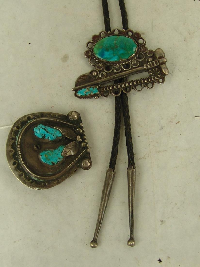 Vintage Navajo Jewelry - 2