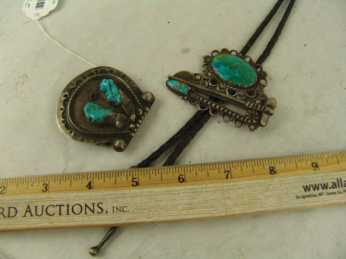 Vintage Navajo Jewelry - 3