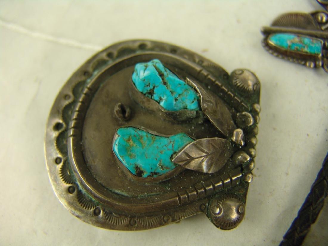 Vintage Navajo Jewelry - 5