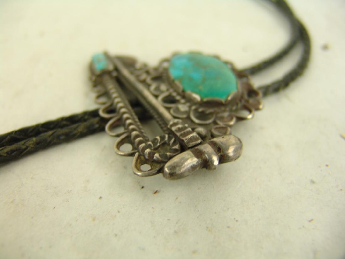 Vintage Navajo Jewelry - 6