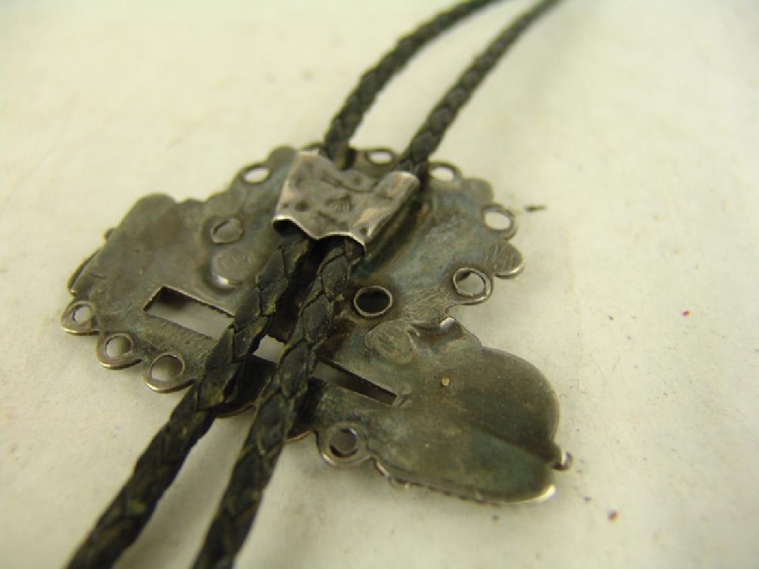 Vintage Navajo Jewelry - 8