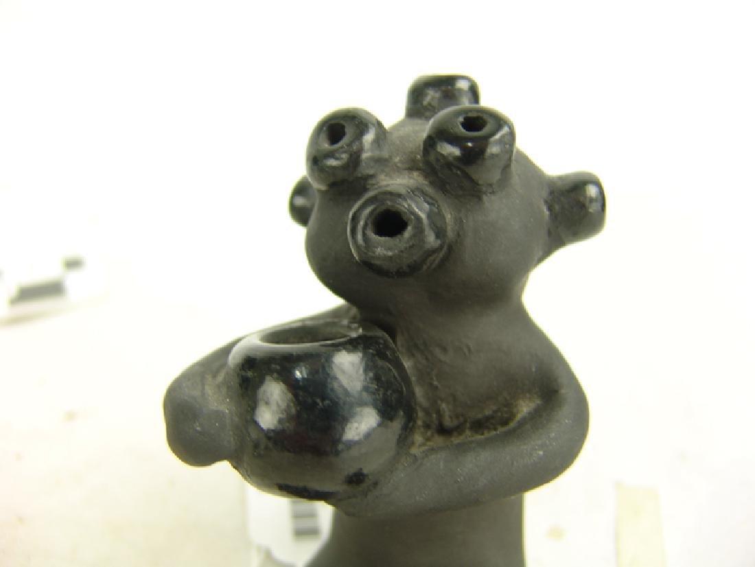 Santa Clara Pottery Figure-Dorothy &Paul Gutierrez - 3