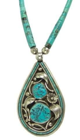 Navajo Necklace TJ