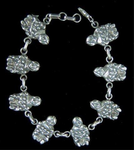 Spanel Storyteller Necklace and Bracelet - 2