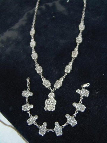 Spanel Storyteller Necklace and Bracelet - 4