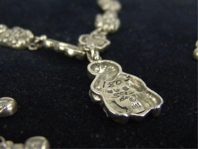 Spanel Storyteller Necklace and Bracelet - 7