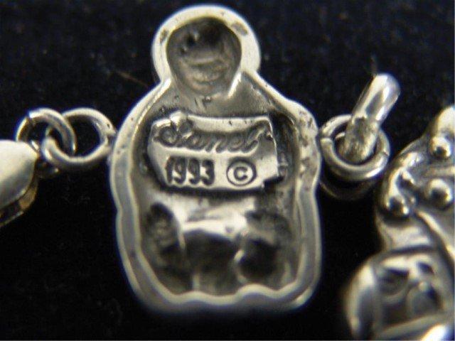 Spanel Storyteller Necklace and Bracelet - 9
