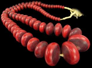 African Copal Amber Beads