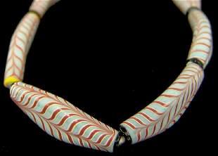 Venetian Feather Trade Beads
