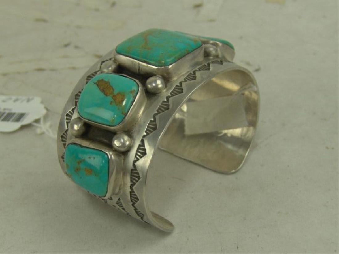 Navajo Bracelet - Ed Begay - 3