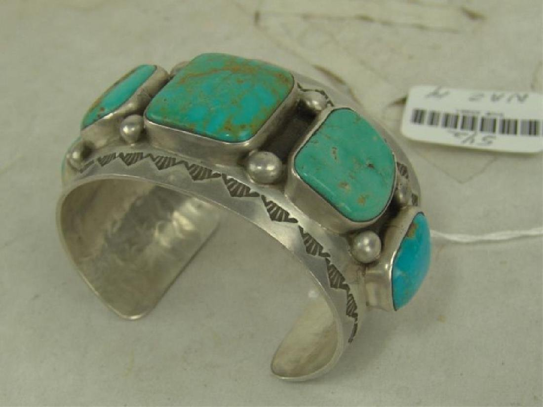 Navajo Bracelet - Ed Begay - 4