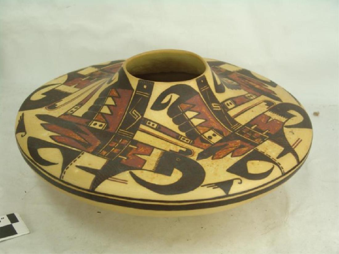 Hopi Style Pottery Jar - Michael Howley - 2