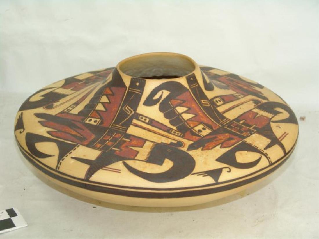 Hopi Style Pottery Jar - Michael Howley - 3