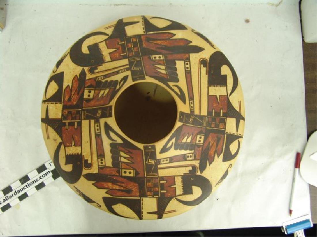 Hopi Style Pottery Jar - Michael Howley - 5