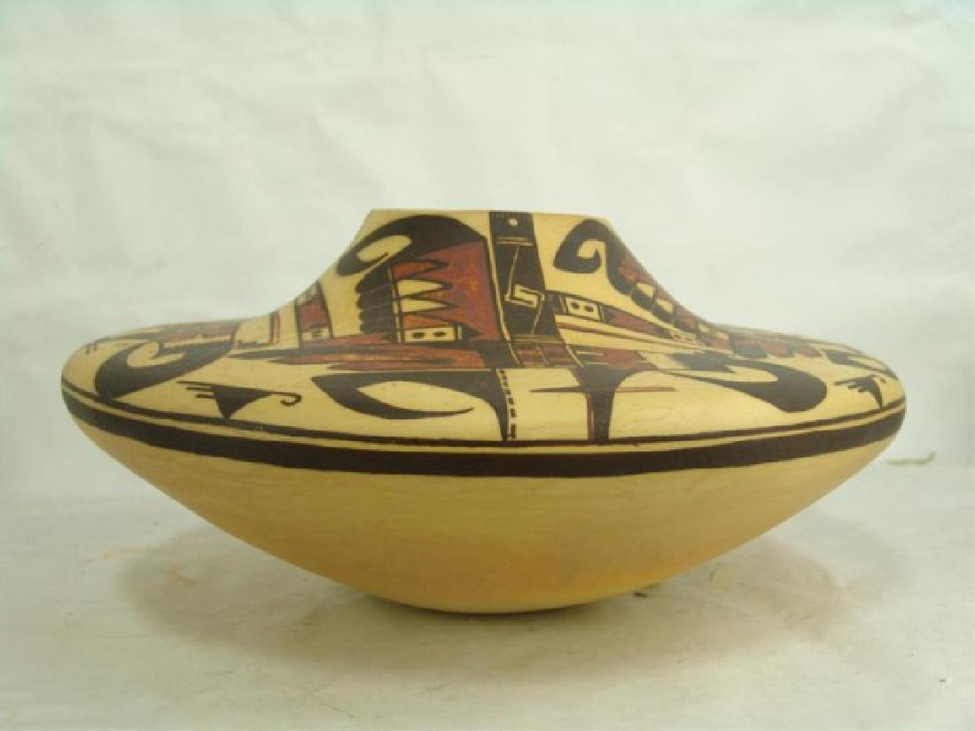 Hopi Style Pottery Jar - Michael Howley - 7