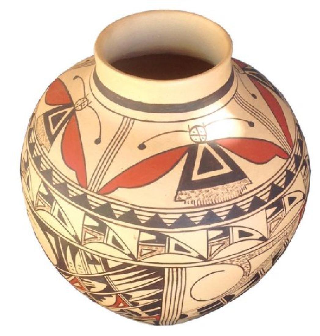 Hopi Pottery Jar - Ida Susunkewa (1953-2016)