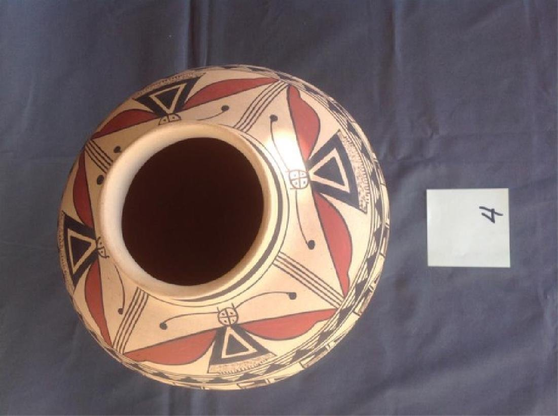 Hopi Pottery Jar - Ida Susunkewa (1953-2016) - 2