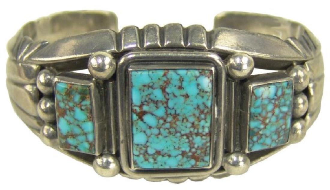 Navajo Bracelet - Fred Thompson
