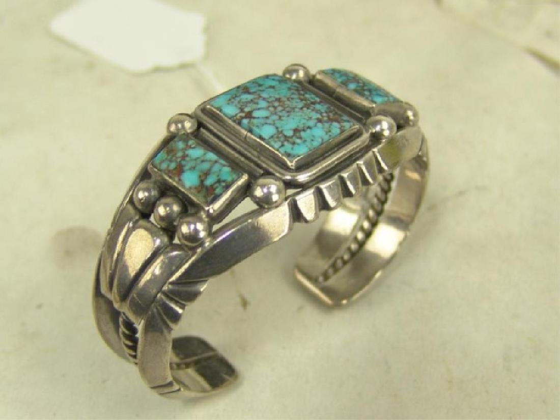Navajo Bracelet - Fred Thompson - 2