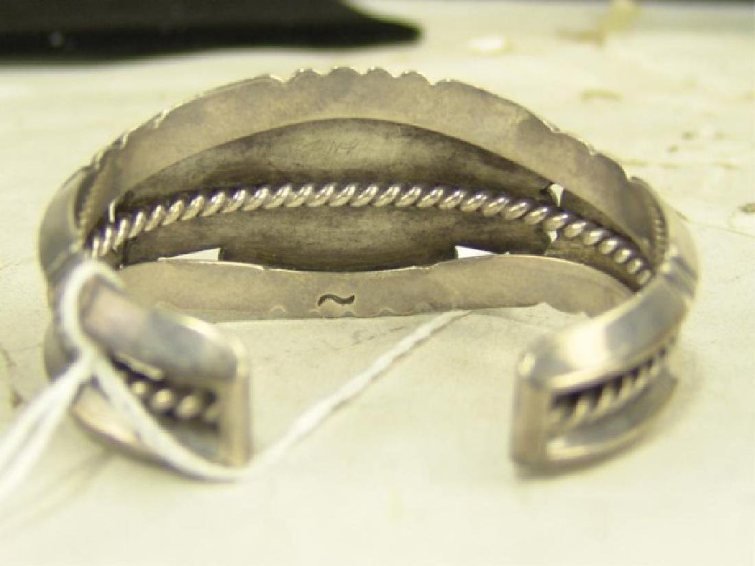 Navajo Bracelet - Fred Thompson - 5