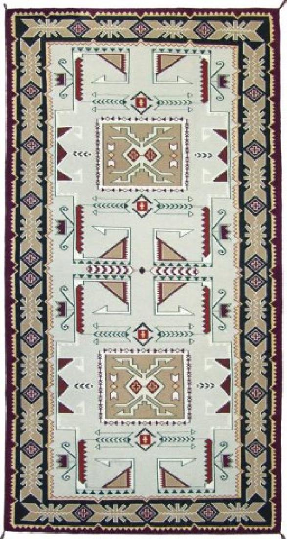 Large Navajo Rug/Weaving