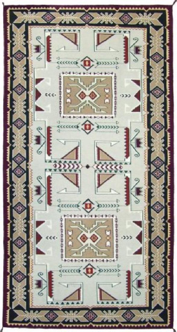 Large Navajo Rug/Weaving