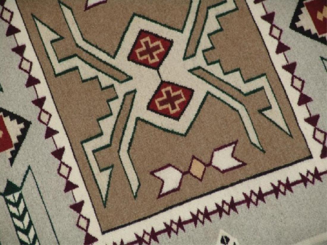 Large Navajo Rug/Weaving - 5