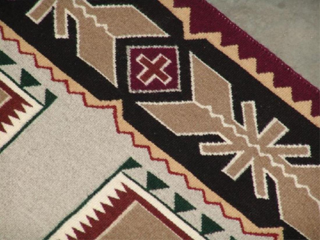 Large Navajo Rug/Weaving - 6