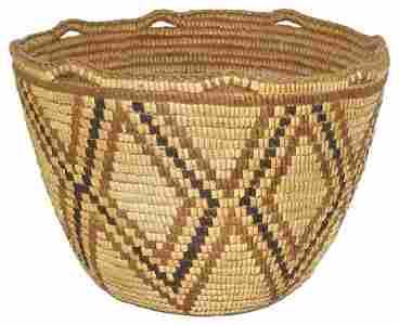 Nisqually Basket