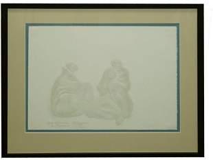 R C Gorman Navajo 19322005