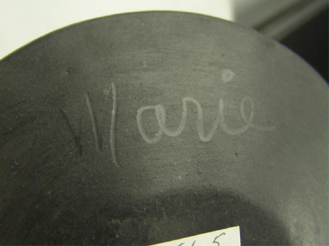 San Ildefonso Plate - Maria Martinez (1887-1980) - 6