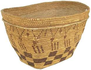 ChilcotanSalish Basket