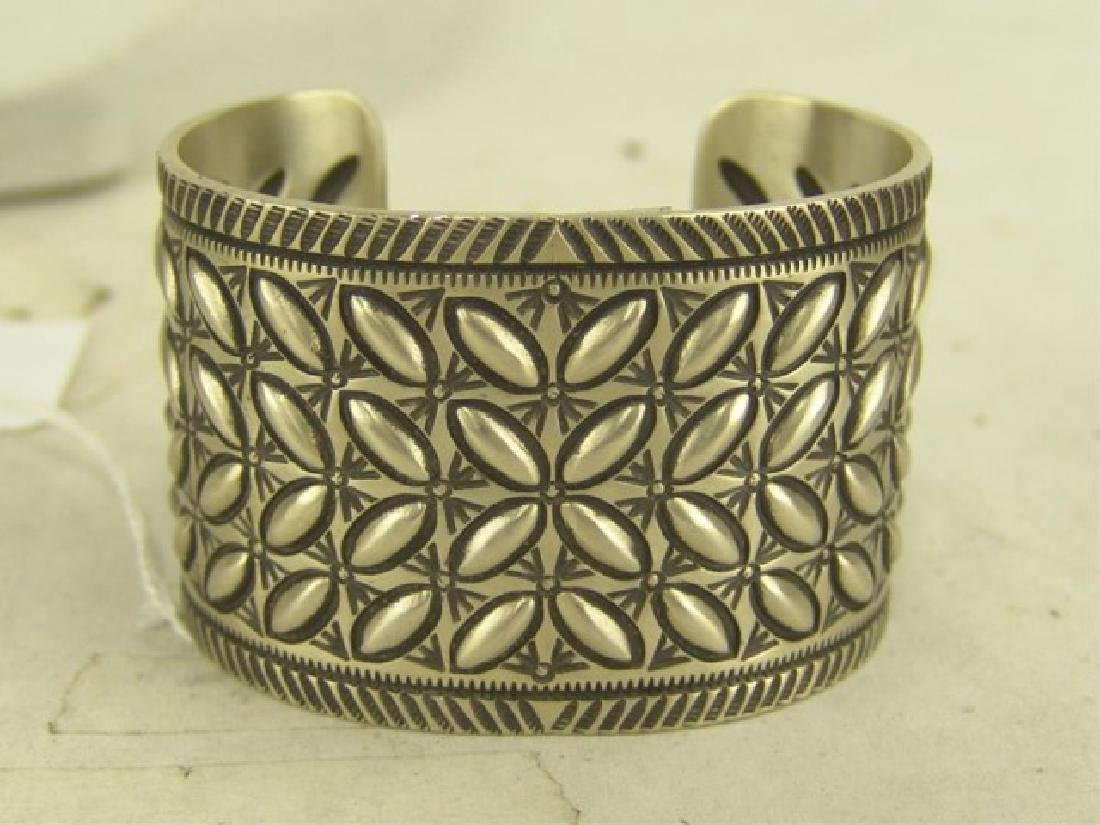 Navajo Bracelet - Herman Smith - 2