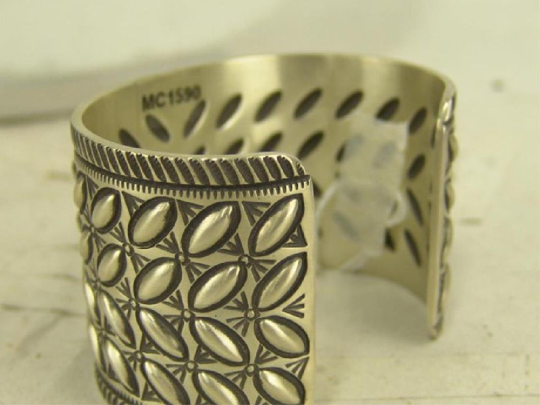 Navajo Bracelet - Herman Smith - 4