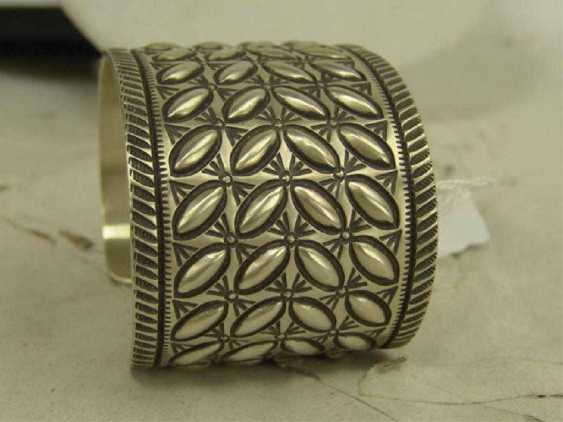 Navajo Bracelet - Herman Smith - 6